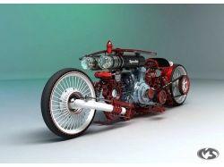 Ретро мотоциклы фото