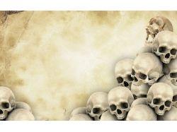 Красивые картинки черепа