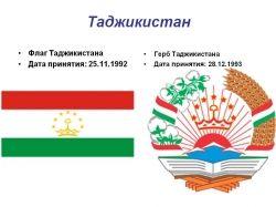 Фото флага таджикистана