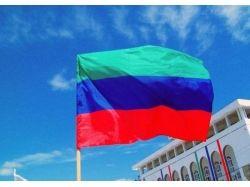 Фото флаг дагестана