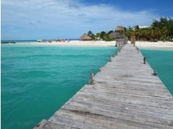 Остров женщин мексика фото