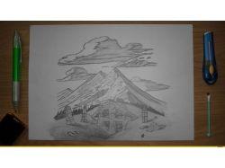 Рисунки карандашом на аву
