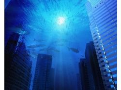 Города под водой фото 9