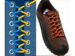 Как прикольно завязать шнурки