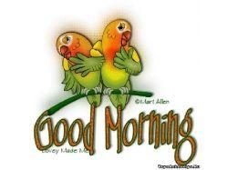 Картинки good morning