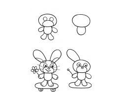 Картинки которые можно легко срисовать 3