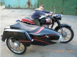 Мотоциклы паннония 9