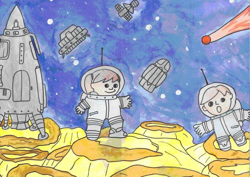 здесь картинки на тему космические фантазии каждый человек сталкивается