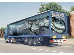 Фото грузовиков с девушками