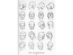 Рисунки карандашом людей для начинающих