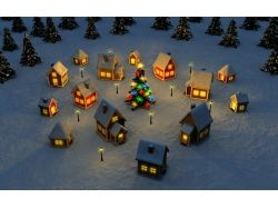 Картинки рождественская сказка