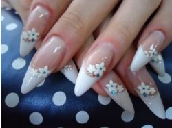 Красивые ногти в картинках