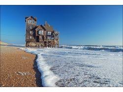 Фото дома у моря