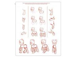 Картинки как рисовать пони 5