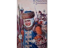 С рождеством старые открытки