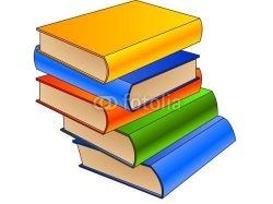 Фото стопка книг