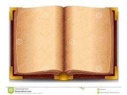 Книга раскрытая