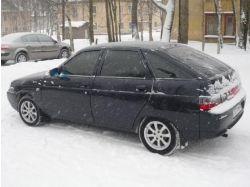 Фото машин зимой