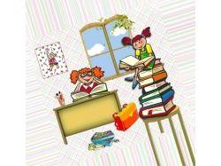 Картинки школа анимация 3
