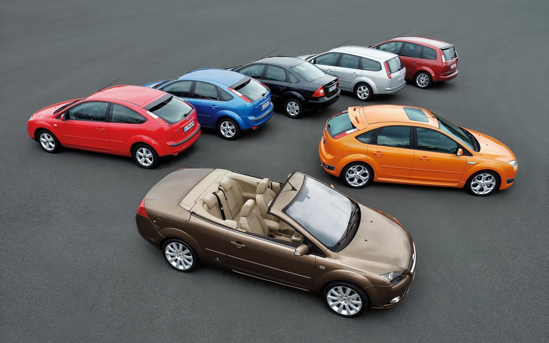 Автомобили Ford: модельный ряд, цены. Купить новое авто ...