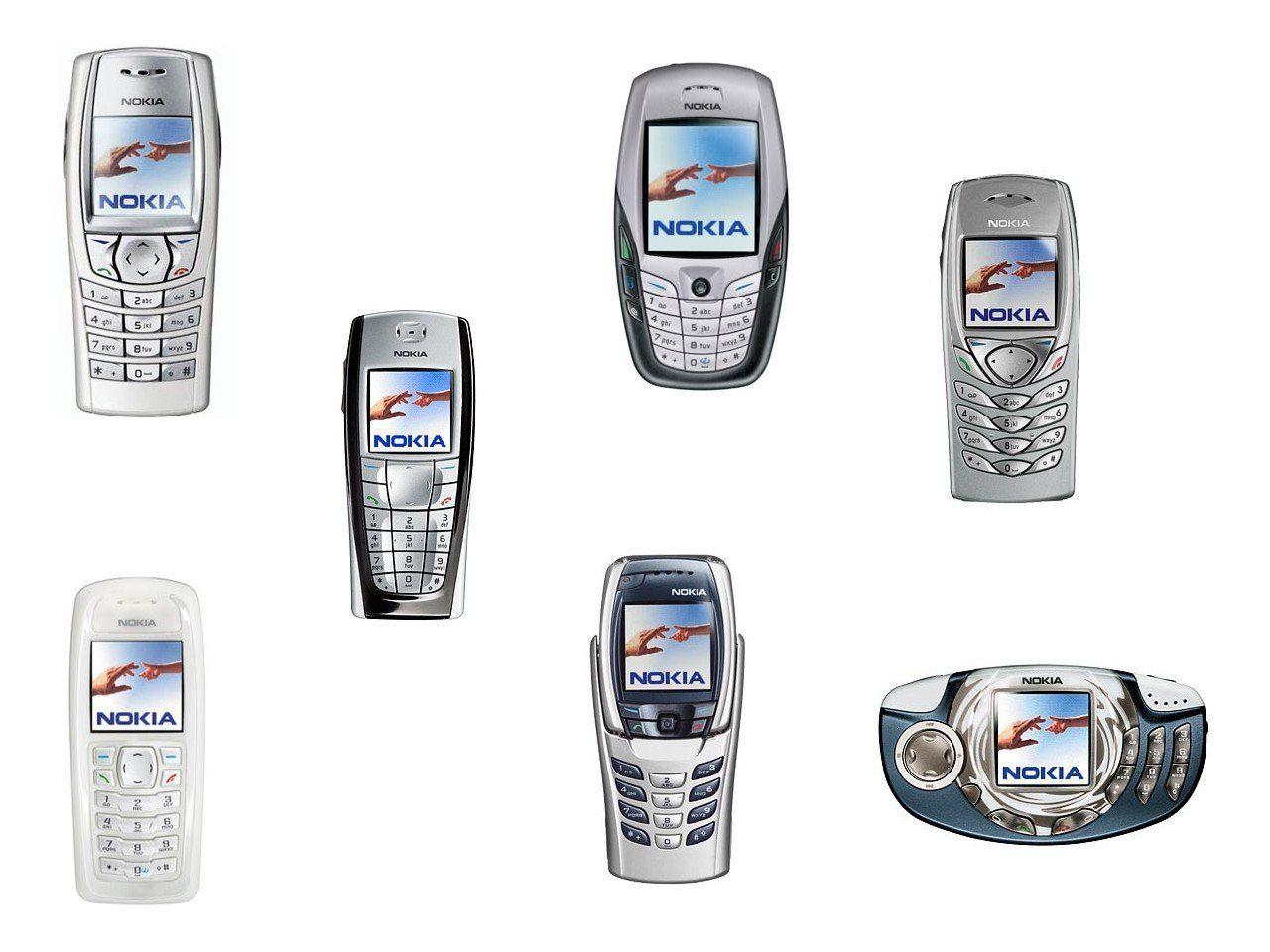 Фото всех моделей телефонов нокиа