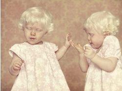Люди альбиносы фото
