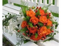 Картинки цветы розы букеты