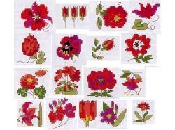 Маленькие картинки цветов