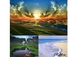 Скачать красивые фото природы
