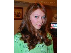Средний русый цвет волос фото