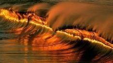 Цвет золота фото