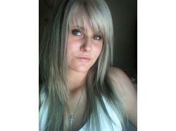 Пепельный цвет волос фото