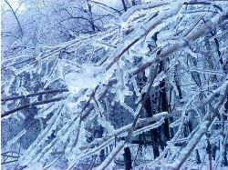 Город зима фото