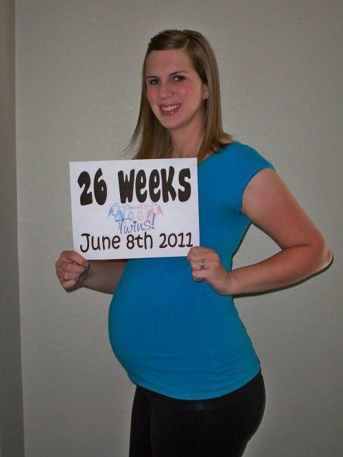 26 неделя беременности  вес и размер плода фото УЗИ