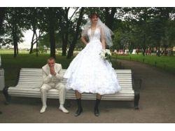 Прикольные фото свадьбы 9