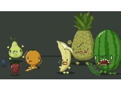 Картинка ананас
