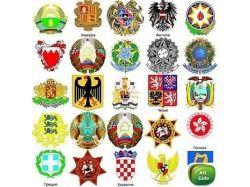 Флаги стран мира и их названия