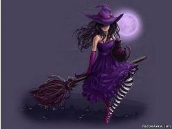 Картинка ведьма