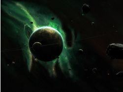 Обои космос фото 9