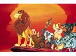 Король лев картинки