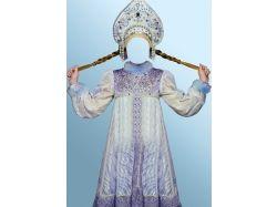 Русские народные костюмы картинки