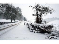 Фотографии на тему зима