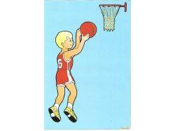 Рисунок на тему спорт