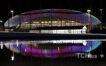 Фото олимпийские объекты сочи