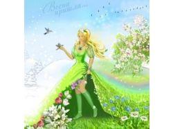 Картинки весна для детей