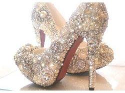 Красивые туфли в картинках