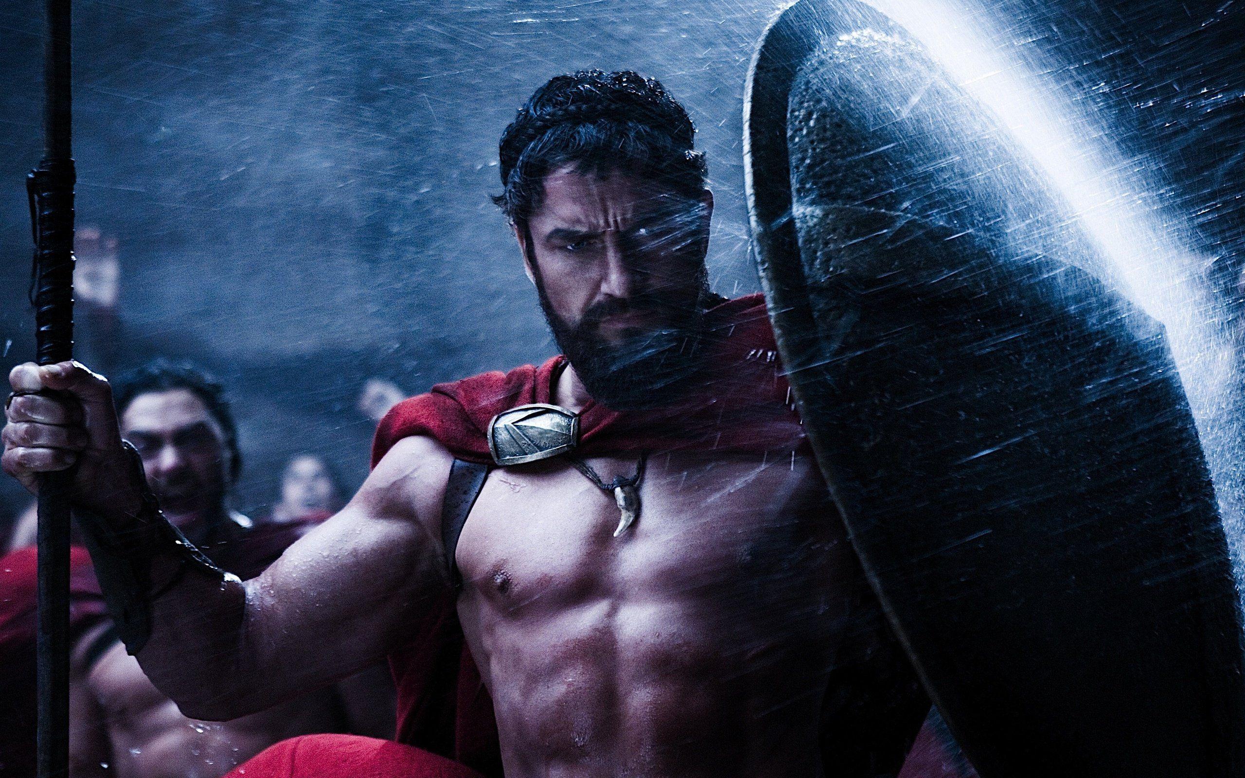 открытки 300 спартанцев бойся