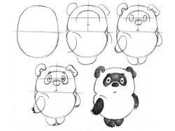 Нарисованные картинки карандашом для начинающих