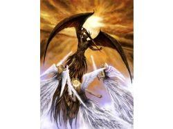 Картинка ангел и демон