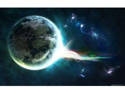 Картинки фэнтези космос